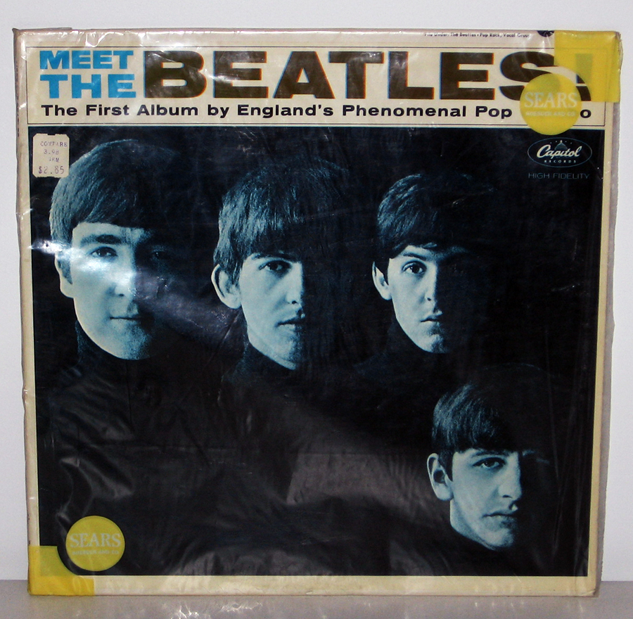 Of albums value beatles 8 of